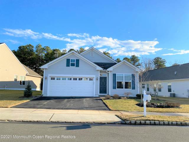 31 Pembroke Drive, Jackson, NJ 08527 (MLS #22106280) :: Provident Legacy Real Estate Services, LLC
