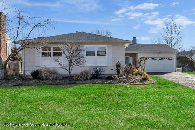 1042 Ellis Parkway, Edison, NJ 08820 (MLS #22106285) :: Kiliszek Real Estate Experts