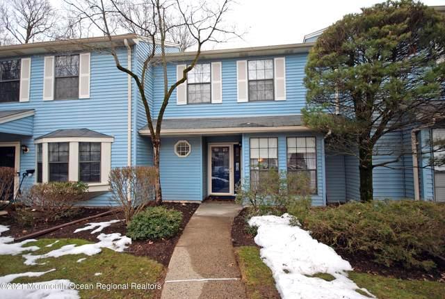 1803 Timber Oaks Road #1803, Edison, NJ 08820 (MLS #22106289) :: Kiliszek Real Estate Experts