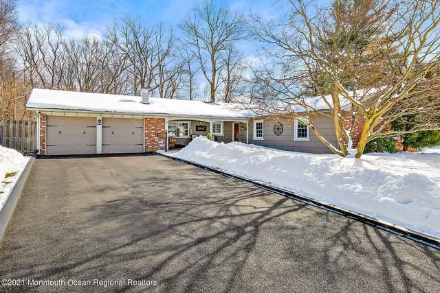 19 Crabtree Road, Matawan, NJ 07747 (MLS #22106312) :: Provident Legacy Real Estate Services, LLC