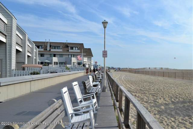 101 New Jersey Avenue 5F, Point Pleasant Beach, NJ 08742 (MLS #22106314) :: The Sikora Group