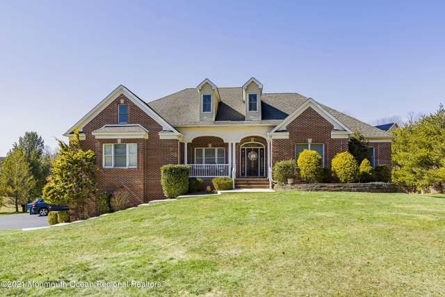 2 Cottrell Drive, Clarksburg, NJ 08510 (MLS #22106323) :: Kiliszek Real Estate Experts