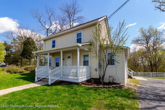 13 Imlaystown Hightstown Road, Allentown, NJ 08501 (MLS #22106327) :: Team Pagano