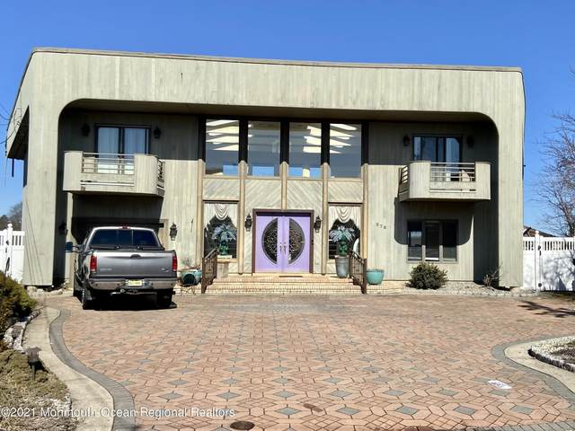278 S Shore Drive, Toms River, NJ 08753 (MLS #22106332) :: The Sikora Group