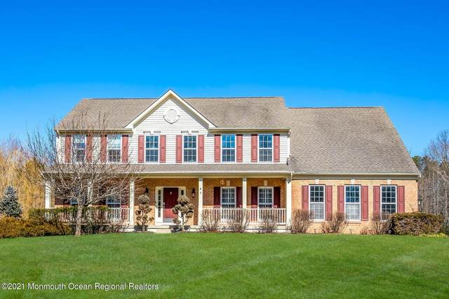 8 Fountain View Drive, Jackson, NJ 08527 (MLS #22106368) :: William Hagan Group