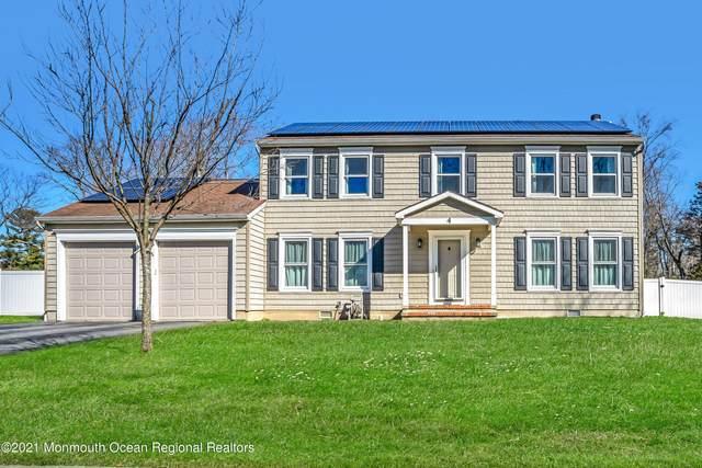 4 Red Cedar, Jackson, NJ 08527 (MLS #22106384) :: The DeMoro Realty Group   Keller Williams Realty West Monmouth