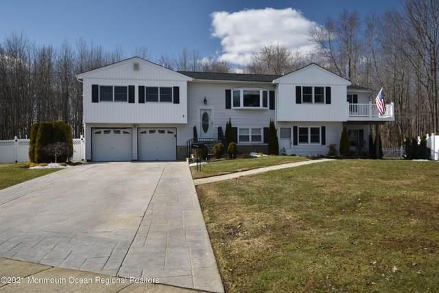 8 Stonehurst Terrace, Hazlet, NJ 07730 (MLS #22106434) :: The MEEHAN Group of RE/MAX New Beginnings Realty