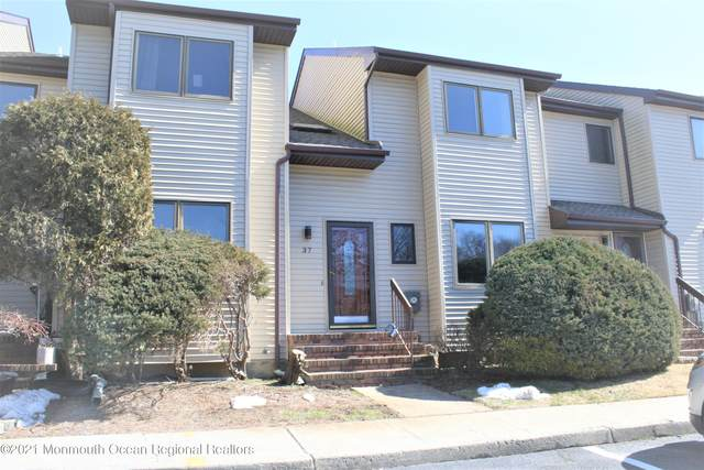 37 Ventura Court #37, Old Bridge, NJ 08857 (MLS #22106450) :: Team Pagano