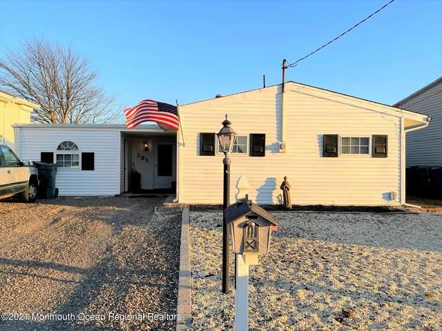 131 S Binnacle Drive, Little Egg Harbor, NJ 08087 (MLS #22106457) :: The MEEHAN Group of RE/MAX New Beginnings Realty