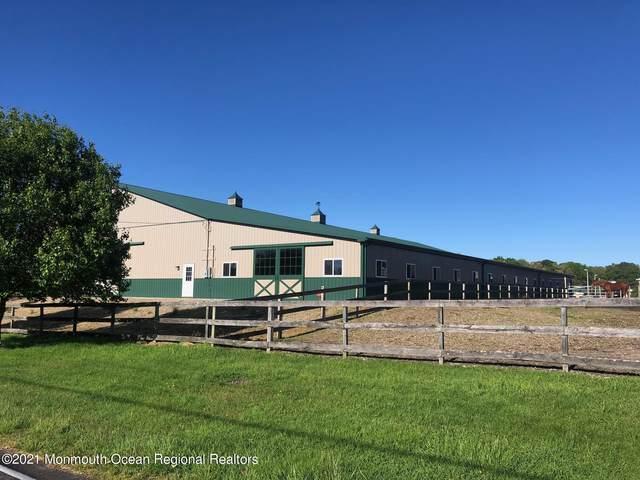 430 Colts Neck Road, Farmingdale, NJ 07727 (MLS #22106469) :: The Sikora Group