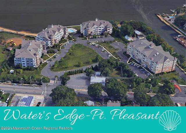 2201 River Road #4406, Point Pleasant, NJ 08742 (MLS #22106538) :: Provident Legacy Real Estate Services, LLC