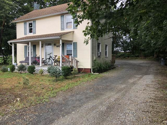897 Highway 33, Freehold, NJ 07728 (MLS #22106566) :: The Sikora Group