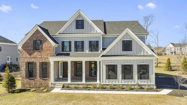 3 Strathmore Road, Lincroft, NJ 07738 (MLS #22106594) :: Provident Legacy Real Estate Services, LLC