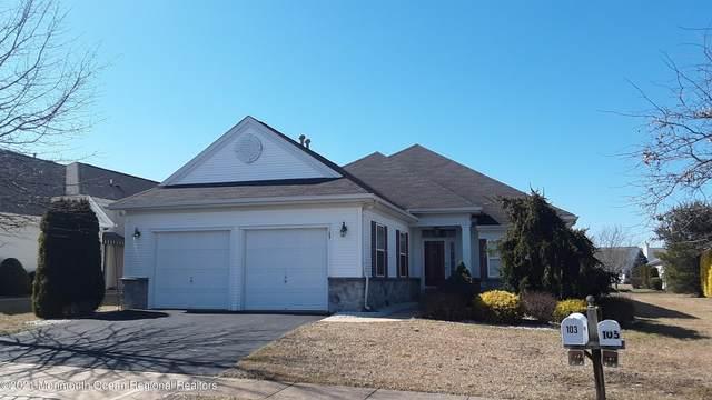 103 Eleanor Road, Manchester, NJ 08759 (MLS #22106626) :: Kiliszek Real Estate Experts