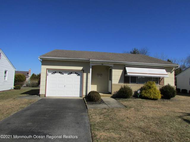 6 Whitmore Drive, Toms River, NJ 08757 (MLS #22106643) :: Provident Legacy Real Estate Services, LLC