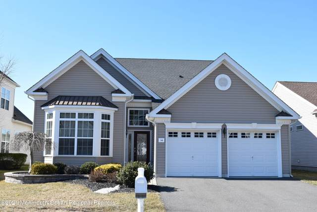 94 Arborridge Drive, Forked River, NJ 08731 (MLS #22106644) :: The MEEHAN Group of RE/MAX New Beginnings Realty