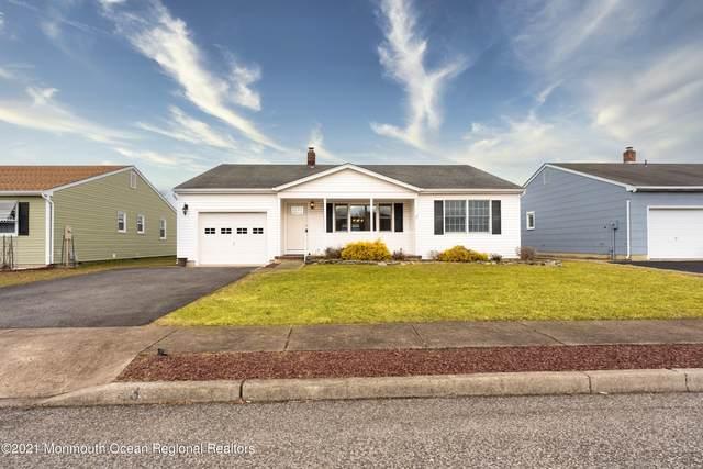 23 Jericho Road, Toms River, NJ 08755 (MLS #22106649) :: Kiliszek Real Estate Experts