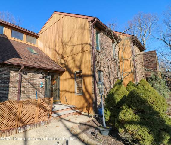 1003 Lighthouse Lane 3DC, Toms River, NJ 08753 (MLS #22106653) :: The Sikora Group