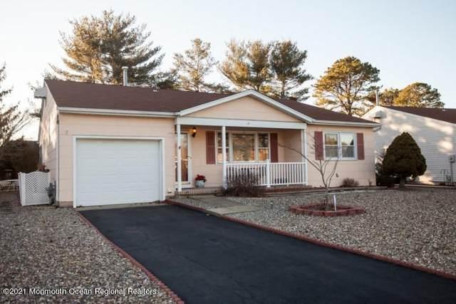 15 Basset Drive, Toms River, NJ 08757 (MLS #22106661) :: Kiliszek Real Estate Experts
