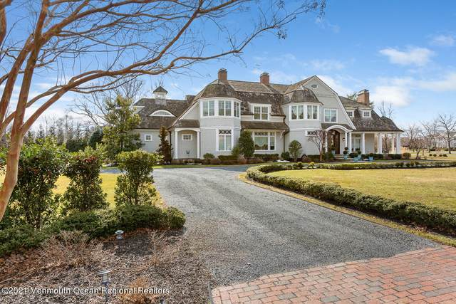 2 Harbor Drive, Rumson, NJ 07760 (MLS #22106747) :: Provident Legacy Real Estate Services, LLC