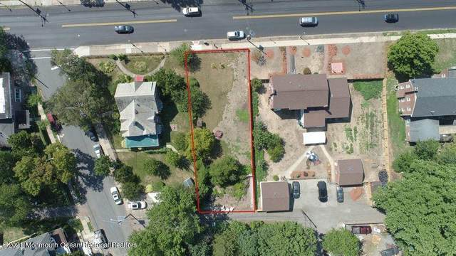 850 lot Hamilton Avenue, Trenton, NJ 08629 (MLS #22106787) :: The Sikora Group