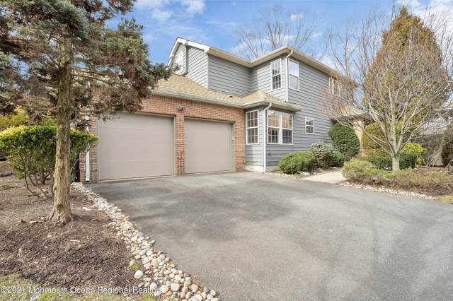 6 Fairway Boulevard, Monroe, NJ 08831 (MLS #22106789) :: The Sikora Group