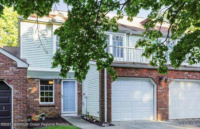 6 Bradford Drive, Old Bridge, NJ 08857 (MLS #22106811) :: Team Pagano