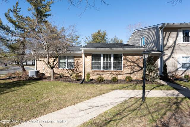 6 Cranberry Court, Red Bank, NJ 07701 (MLS #22106963) :: The Ventre Team