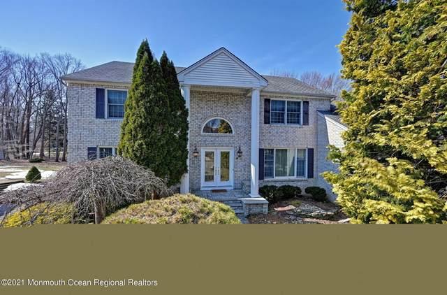 5 Cambridge Court, Morganville, NJ 07751 (MLS #22107108) :: Provident Legacy Real Estate Services, LLC