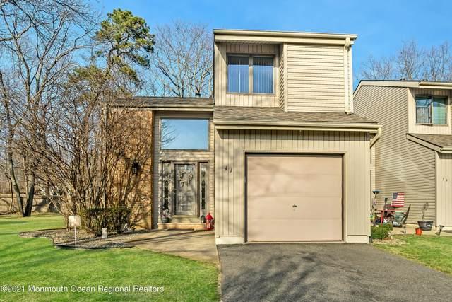 41 White Swan Way #19, Brick, NJ 08723 (MLS #22107115) :: Kiliszek Real Estate Experts