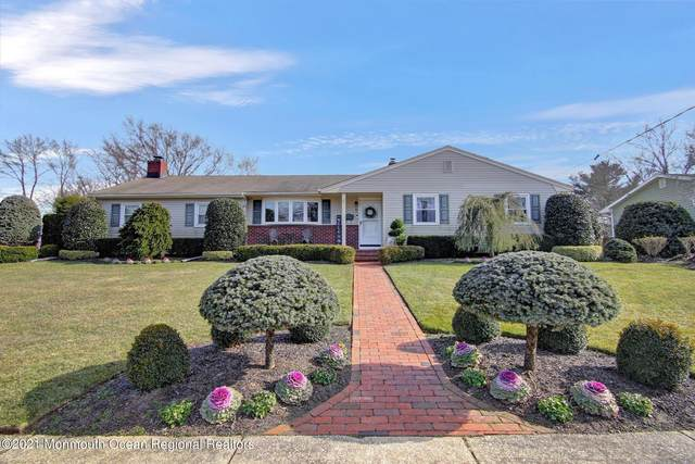 7 Kingsport Drive, Howell, NJ 07731 (MLS #22107228) :: Provident Legacy Real Estate Services, LLC