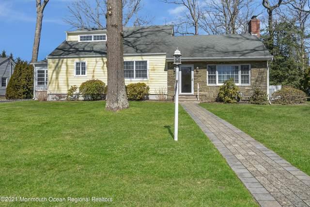 1318 Winding Brook Lane, Spring Lake, NJ 07762 (MLS #22107344) :: The Ventre Team