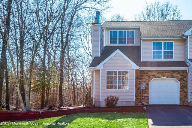 201 Moses Milch Drive, Howell, NJ 07731 (MLS #22107351) :: William Hagan Group
