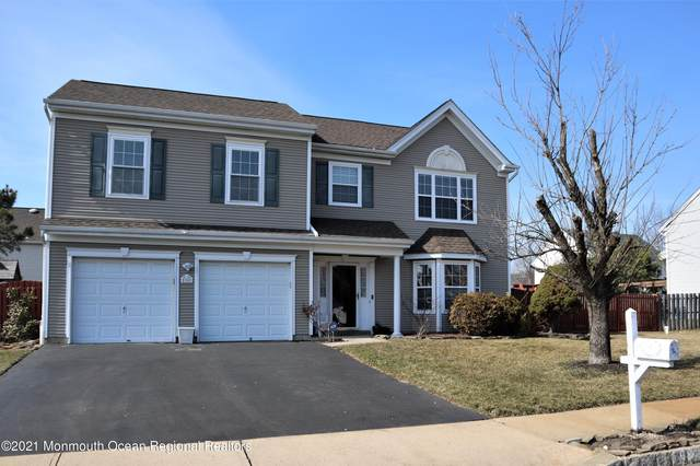90 Evesboro Lane, Freehold, NJ 07728 (MLS #22107353) :: The Ventre Team