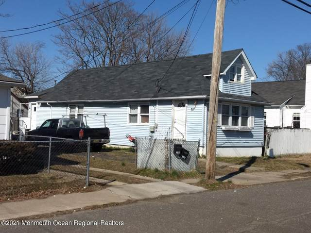 75 Pineview Avenue, Keansburg, NJ 07734 (MLS #22107361) :: The MEEHAN Group of RE/MAX New Beginnings Realty