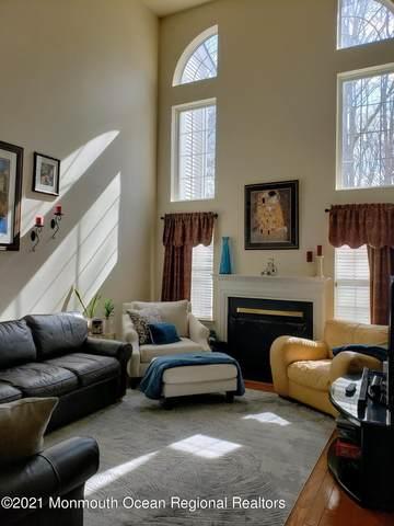 33 Sunningdale Circle, Manalapan, NJ 07726 (MLS #22107438) :: William Hagan Group