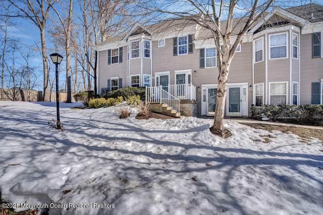 1803 Cypress Lane #3, East Brunswick, NJ 08816 (MLS #22107440) :: William Hagan Group