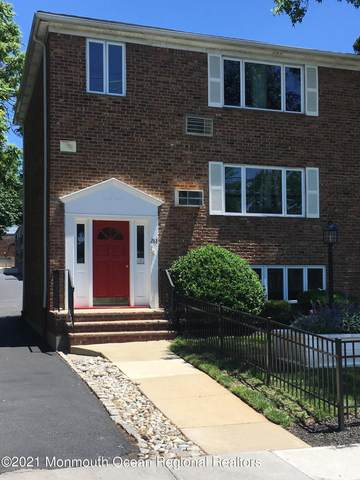 283 Spring Street 283A, Red Bank, NJ 07701 (MLS #22107547) :: William Hagan Group