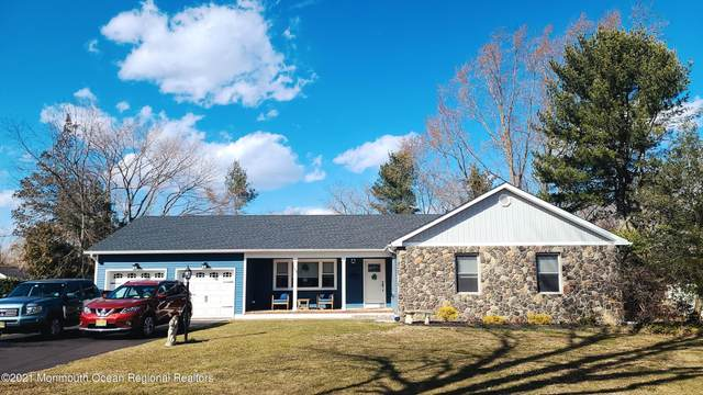 120 Sargent Road, Freehold, NJ 07728 (MLS #22107653) :: Caitlyn Mulligan with RE/MAX Revolution
