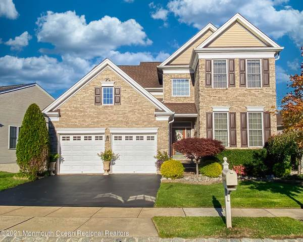 190 Einstein Way, East Windsor, NJ 08512 (MLS #22107674) :: William Hagan Group