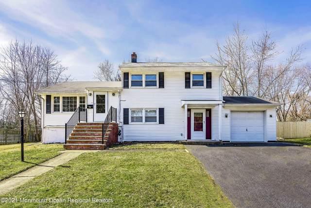 58 Maida Terrace, Red Bank, NJ 07701 (#22107738) :: Rowack Real Estate Team