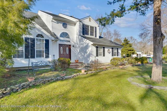 20 Sunny Woods Lane, Jackson, NJ 08527 (MLS #22107804) :: The MEEHAN Group of RE/MAX New Beginnings Realty