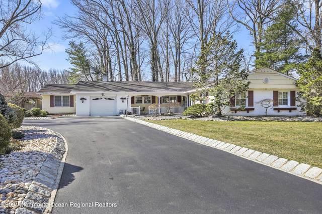 4 Forman Court, Manalapan, NJ 07726 (MLS #22107820) :: Provident Legacy Real Estate Services, LLC