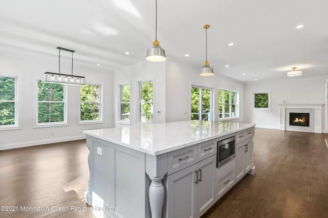 2393A Ramshorn Drive, Manasquan, NJ 08736 (MLS #22107824) :: Kiliszek Real Estate Experts