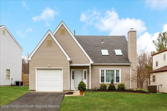 66 Nottingham Drive, Old Bridge, NJ 08857 (MLS #22107892) :: Team Pagano