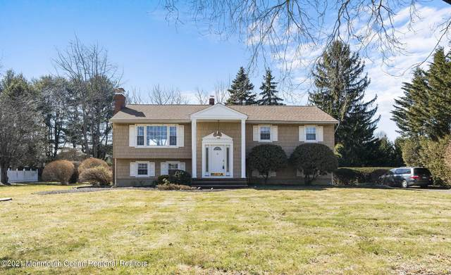 40 Walling Road, Freehold, NJ 07728 (MLS #22107903) :: Team Gio | RE/MAX