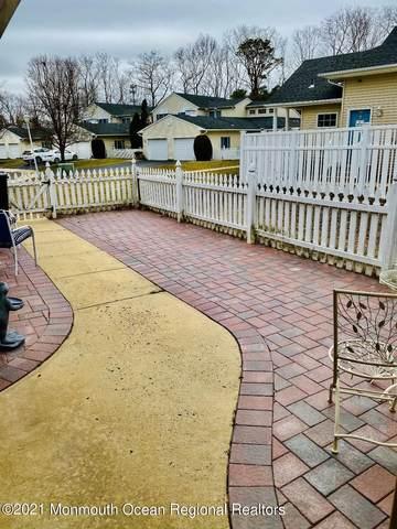 22 Cherrywood Circle #122, Brick, NJ 08724 (MLS #22107912) :: The Ventre Team