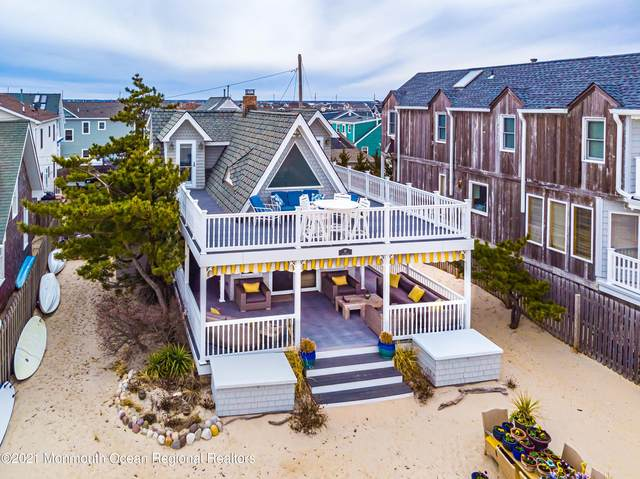 96 Ocean Front, Lavallette, NJ 08735 (MLS #22107952) :: The MEEHAN Group of RE/MAX New Beginnings Realty