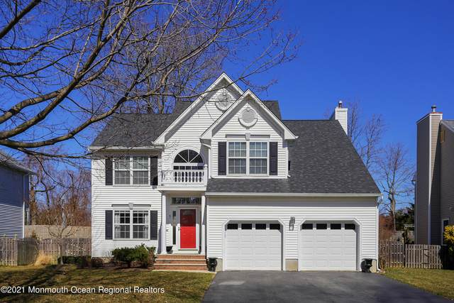 61 Heritage Drive, Shrewsbury Boro, NJ 07702 (MLS #22107984) :: PORTERPLUS REALTY