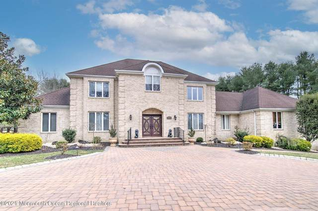 12 Precedent Place, Manalapan, NJ 07726 (MLS #22108028) :: Provident Legacy Real Estate Services, LLC